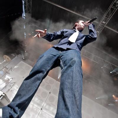 L.O.C. (DK) @ Nibe Festival 2008, Denmark