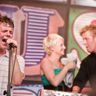 Alphabeat (DK) @ Nibe Festival 2008, Denmark