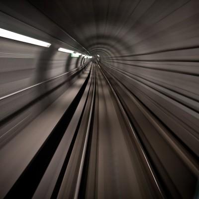 """On the Copenhagen Metro"""