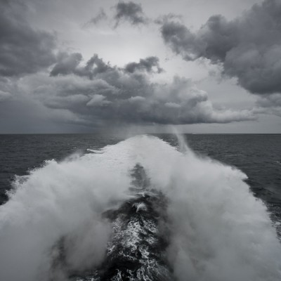 The Kattegat Sea, Denmark