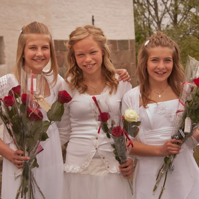 Julies konfirmation