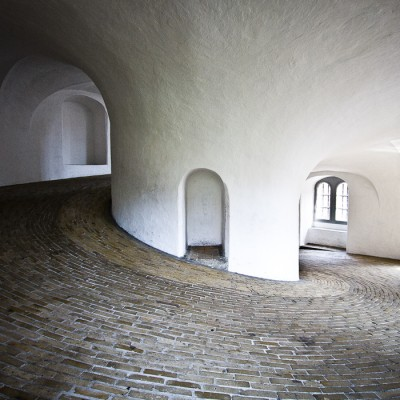 Rundetårn in Copenhagen, Denmark