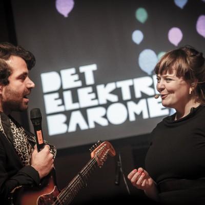 Det Elektriske Barometers 25 års fødselsdag
