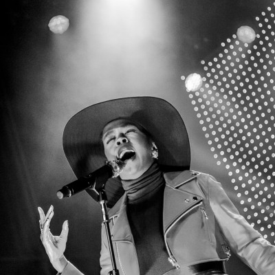 Lauryn Hill (US) @ Vega in Copenhagen, Denmark