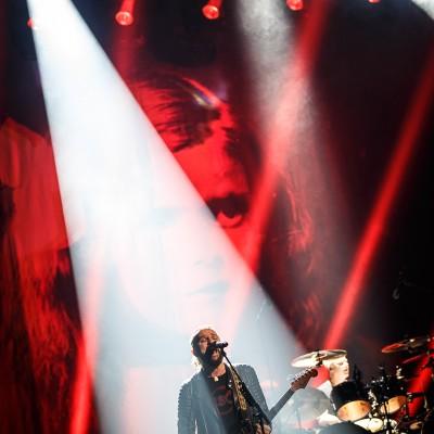 Dizzy Mizz Lizzy (DK) @ Danish Music Awards 2015