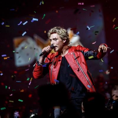 Christopher (DK) @ @ Danish Music Awards 2015