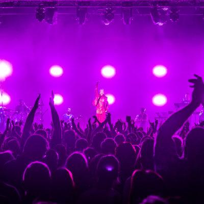 Adam Lambert (US) @ Falconer Salen in Copenhagen, Denmark