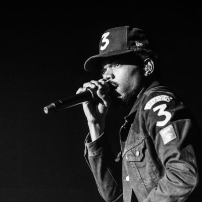 Chance the Rapper (US) @ Falkoner Salen in Copenhagen, Denmark