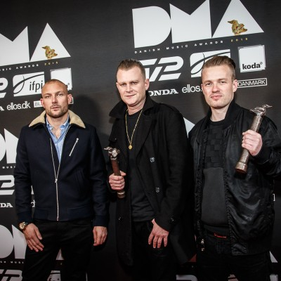 S.U.S.P.E.K.T. @ Danish Music Awards 2015
