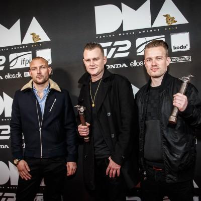 S.U.S.P.E.K.T. @ Danish Music Awards 2015