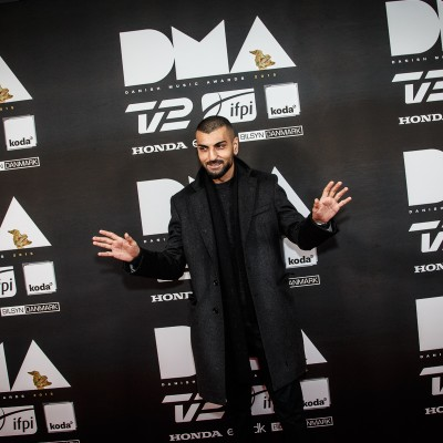 S!vas @ Danish Music Awards 2015