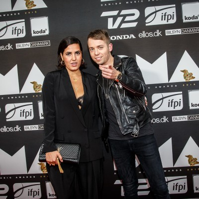 Coco & Mads Langer @ Danish Music Awards 2015