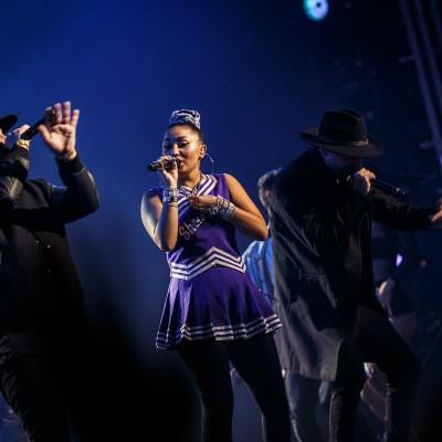 Djämes Braun & Cisilia @ Danish Music Awards 2015