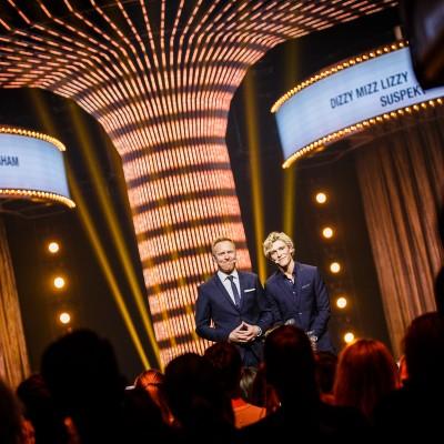 Anders Breinholt & Christopher @ Danish Music Awards 2015