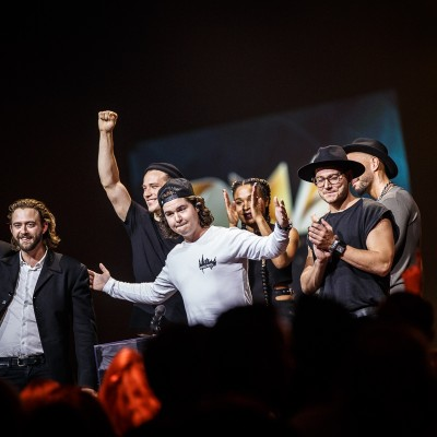 Lukas Graham (Året Popudgivelse) @ Danish Music Awards 2015