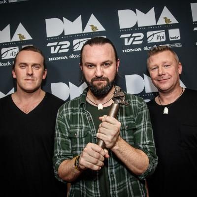 Tim Christensen (Æresprisen) @ Danish Music Awards 2015