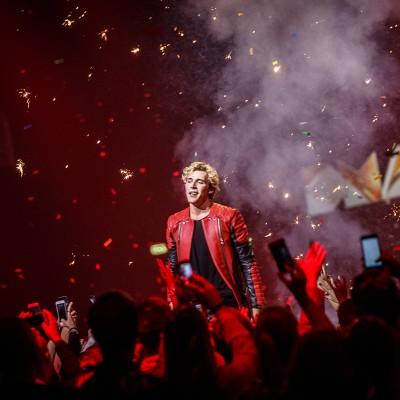 Christopher @ Danish Music Awards 2015